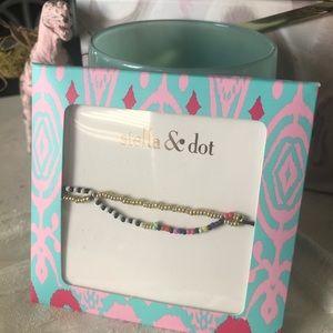 NWT Stella & Dot Melody Bracelet